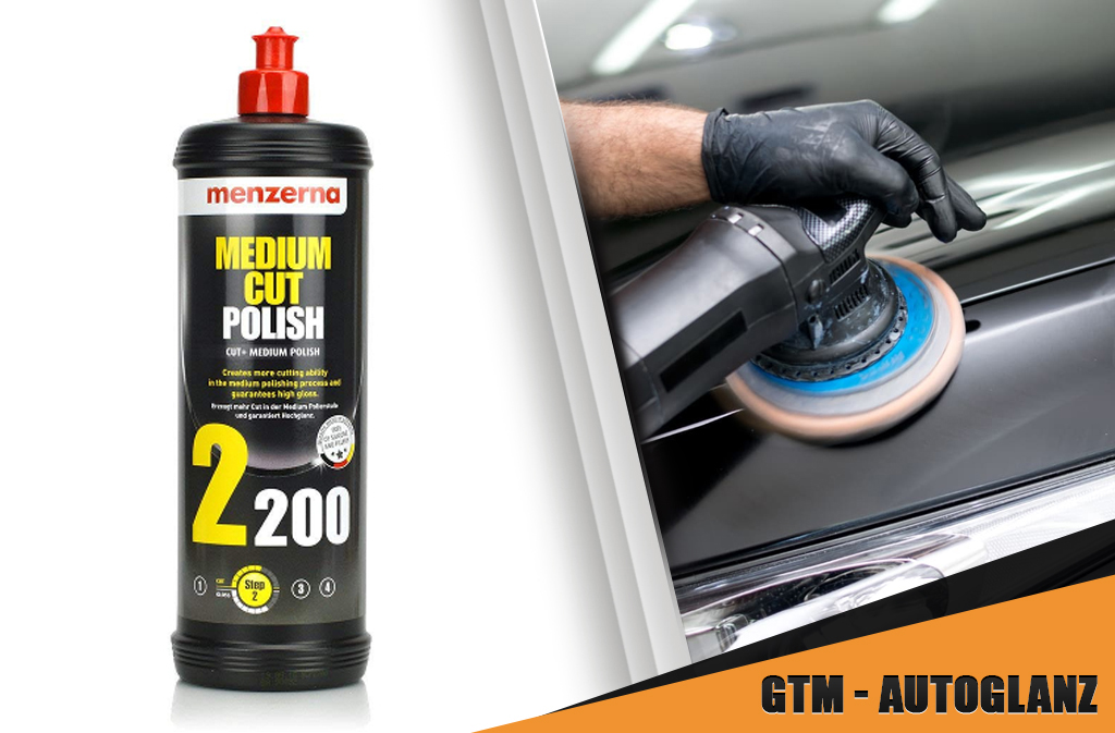 Menzerna Medium Cut Polish MC 2200